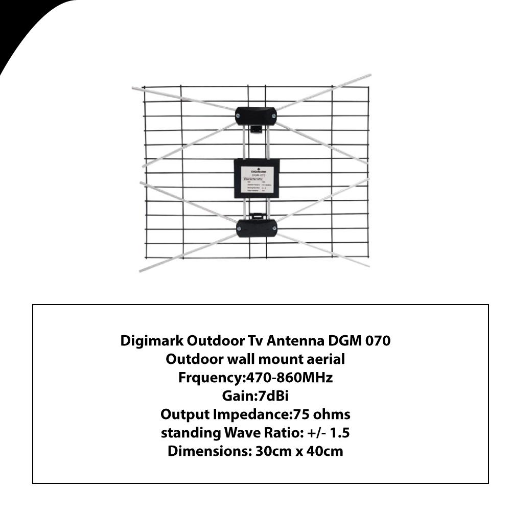 Amo Digital TV Decoder DVB T2