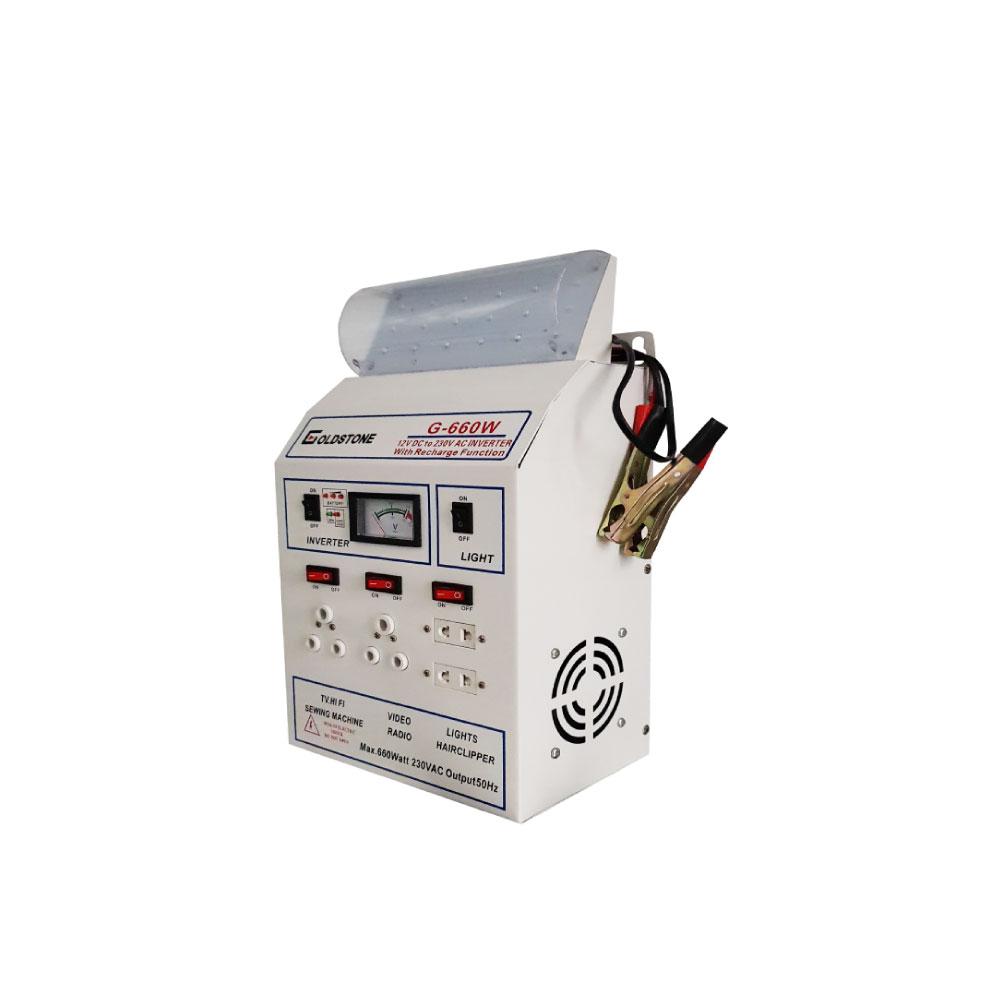 Inverters For Sale >> Goldstone Gs 660 Inverter
